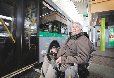 Bus user labels trial 'dumb'