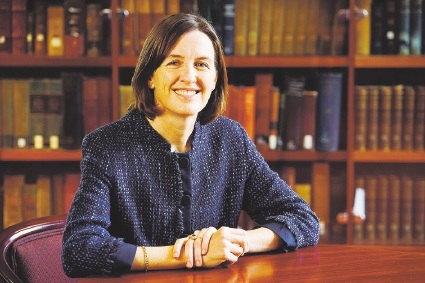 University of Notre Dame vice chancellor Celia Hammond