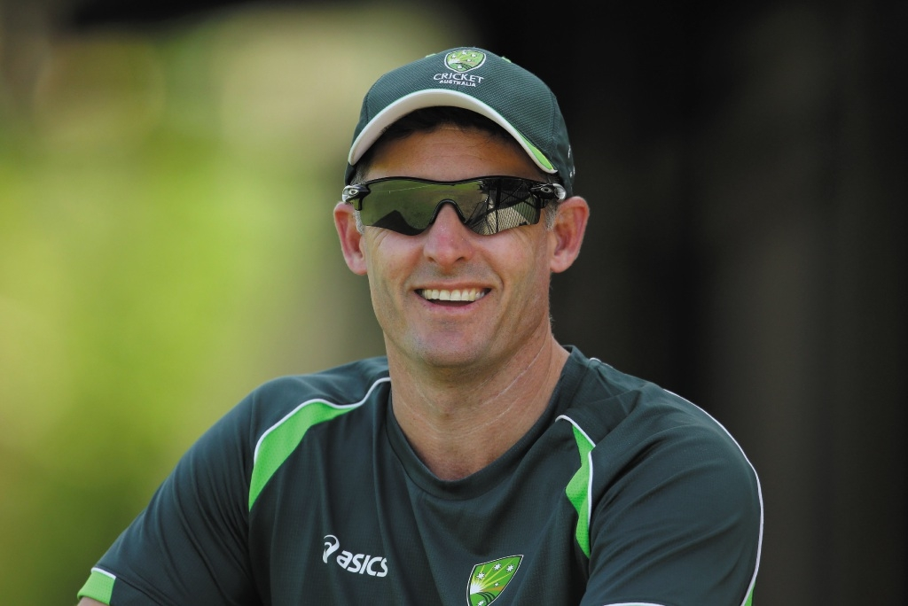 Mike Hussey's name may be included in Joondalup City's Walk of Fame.