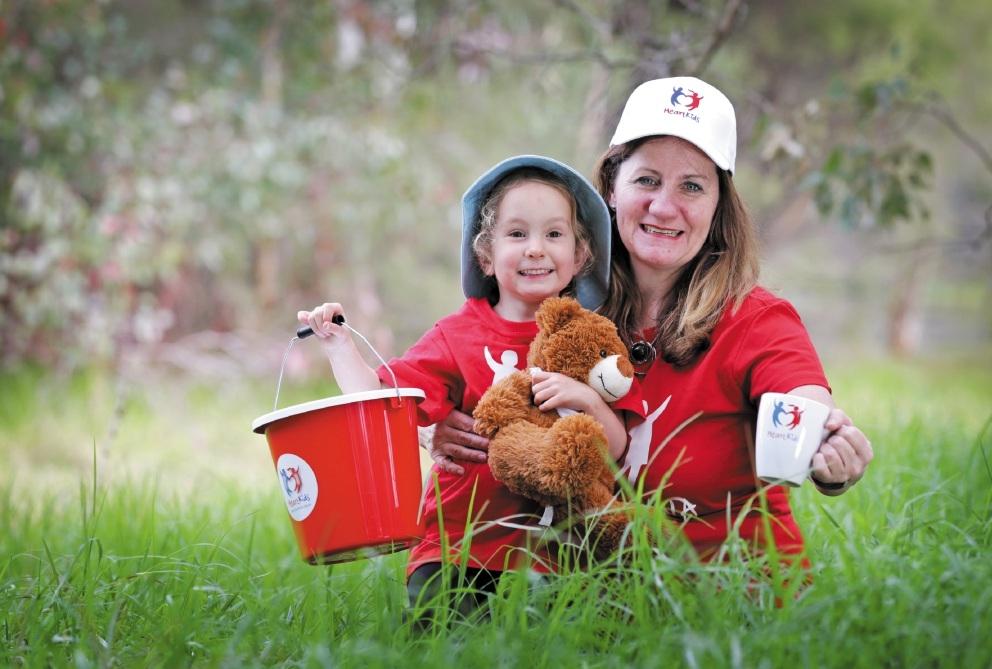 Cuppa to help heart kids