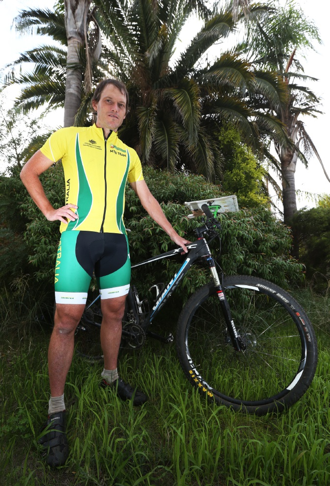 Huntingdale's Ricky Thackray to represent Australia at World Mountain Bike Orienteering Championships in Portugal