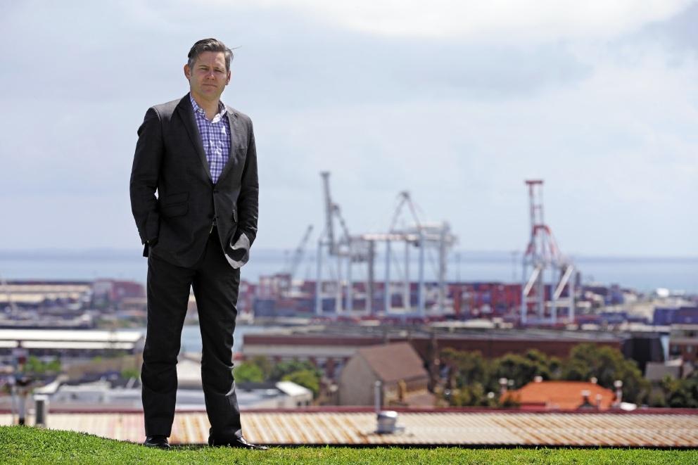 Fremantle Mayor Brad Pettitt.