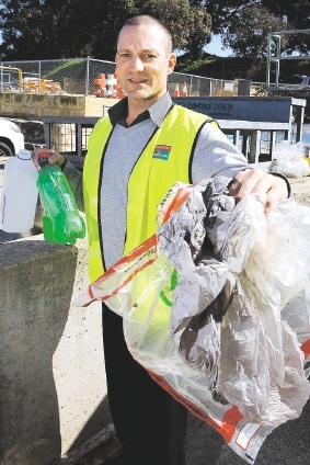 Town to increase plastics recycling