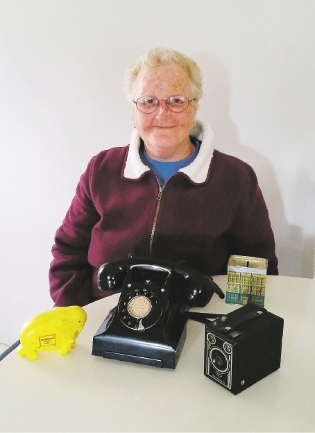 Leonie Clarke loves collecting vintage stuff and has started a Facebook page called Lost Gosnells that has proven popular with residents.