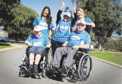 City to surf team's dream comes true