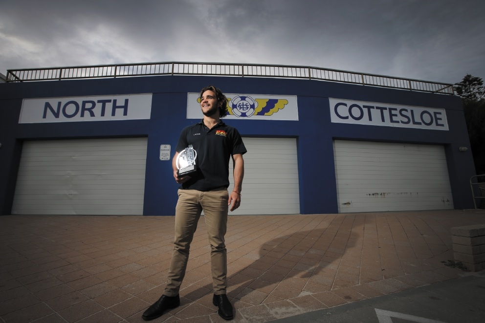ICEA Foundation has given Lockie Cooke a much deeper connection to his place in Australia. Picture: Andrew Ritchie        www.communitypix.com.au   d441589