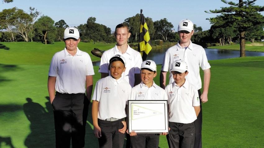 Yanchep Golf Estate-Sun City Country Club juniors.