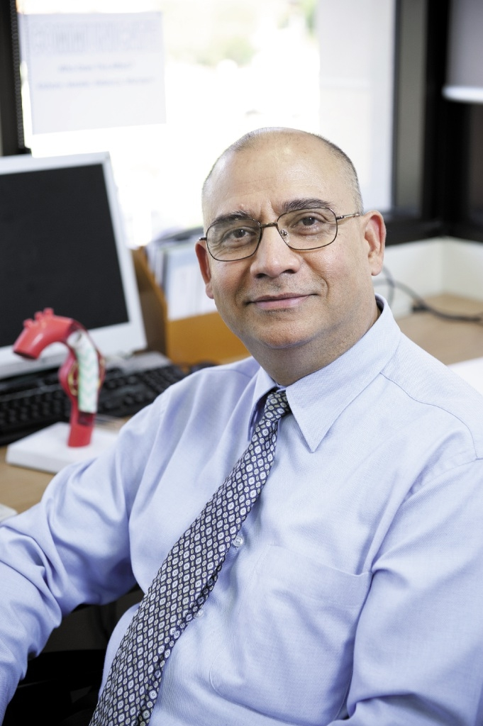 Dr Kishore Sieunarine.