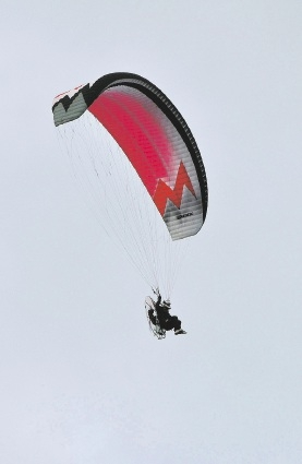 A decision by Joondalup councillors brings good news for local paramotor enthusiasts.