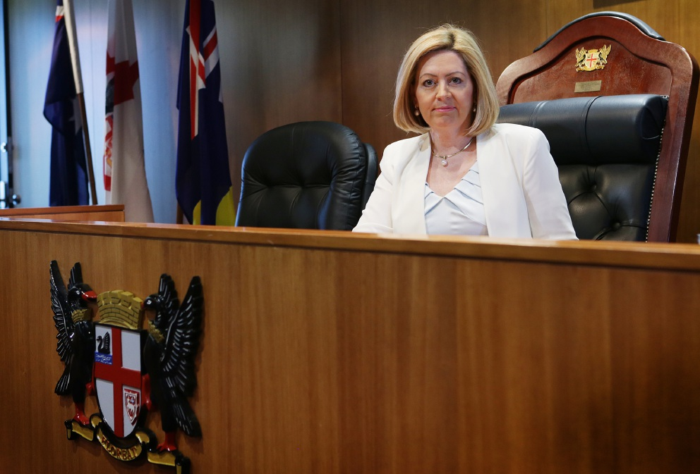 City of Perth Lord Mayor Lisa Scaffidi.