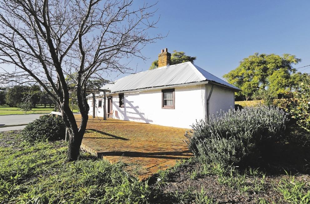 Stirk Cottage Kalamunda is the oldest building in the hills. Photo: David Baylis