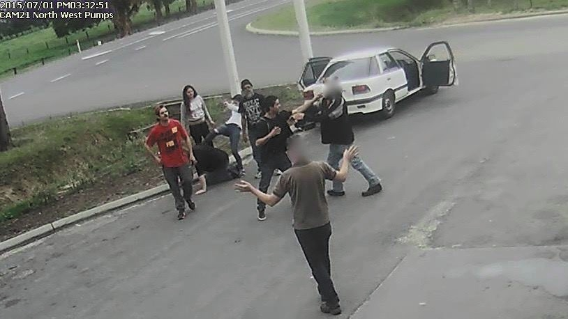 These people are sought by police.