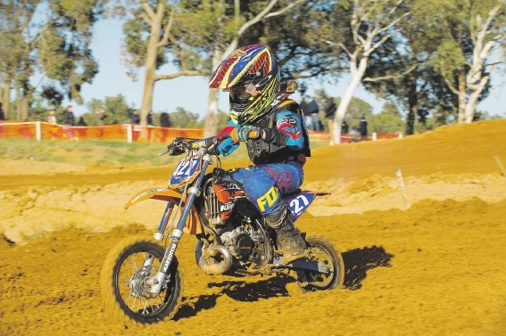 Juniors rev up in Byford