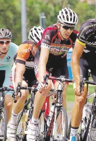 Cyclist is sports star of year