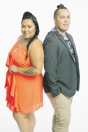 Balga husband and wife team Paula Parore and Darius Clay.