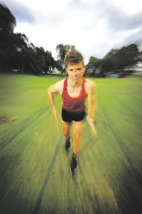 Distance runner's long-term plan
