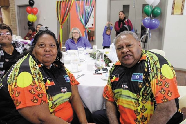 Glenda and Noel Morrison will share their knowledge of the Noongar language.