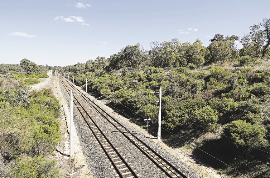 A train station for Bertram is among a long list of items on the City of Kwinana's wishlist.         d436452