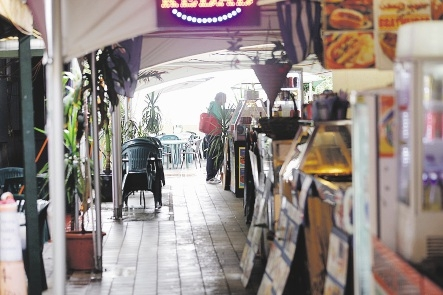 Station Street Market stallholders feel disappointed and betrayed at its closure, according to Islam Bouyahia.