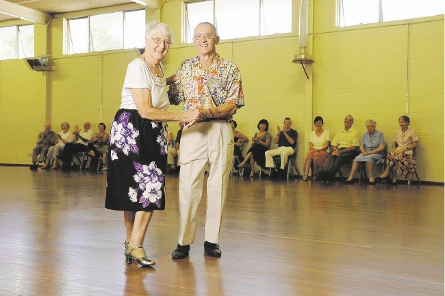 Dancing for the young at heart
