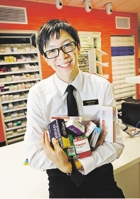 Kenneth Lee is connected to pharmacists throughout WA.           d435381