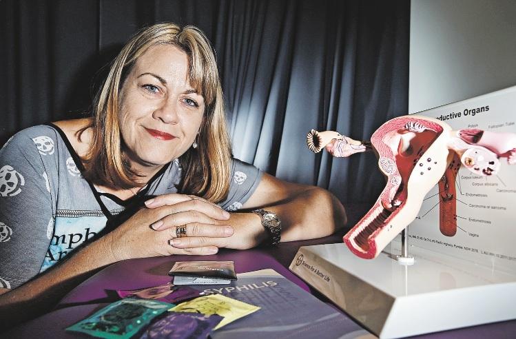 Nurse practitioner Donna Keeley. Picture: Elle Borgward www.communitypix.com.au   d435156
