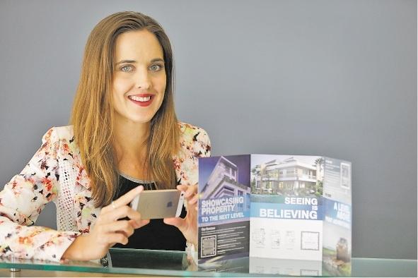 Becky Lee has great belief in her app Virtualise.