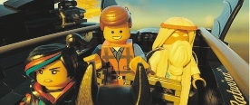 Everyone clicks with The Lego Movie.