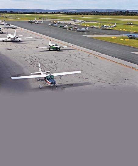 Jandakot Airport.