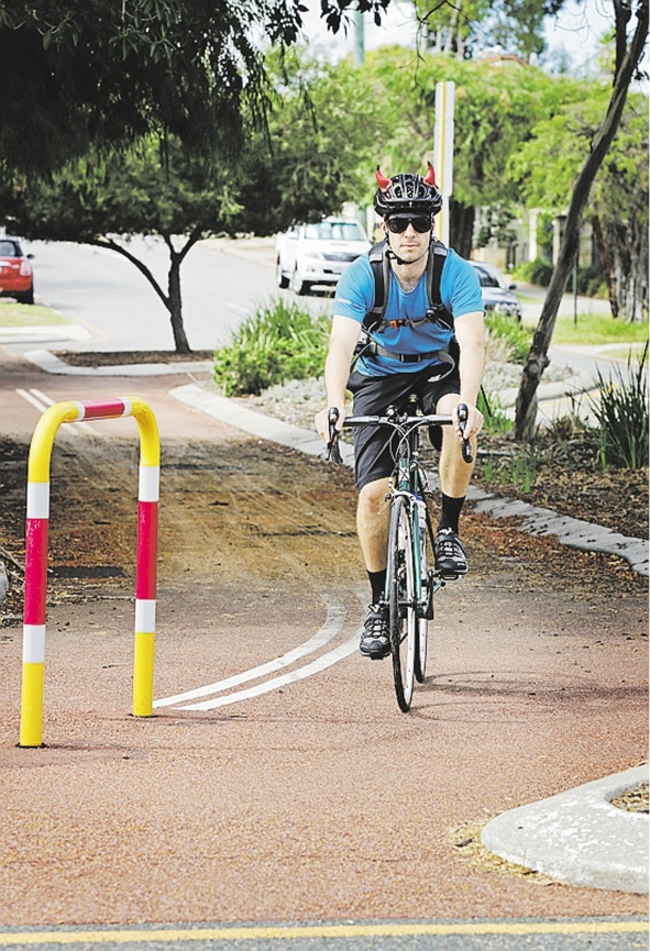 Bulwer Street bike lane changes given thumbs up