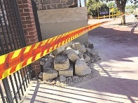 Delays in heritage gates repair