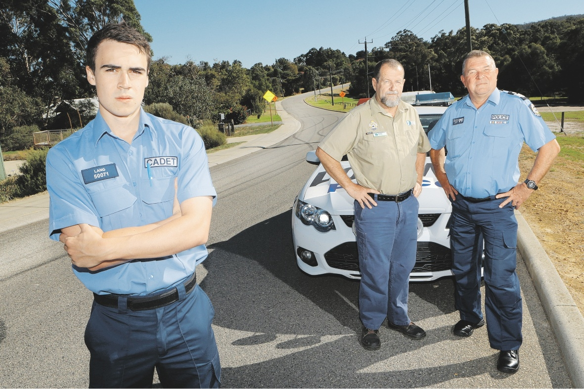police crack down on illegal activity
