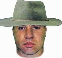 Composite of the offender.