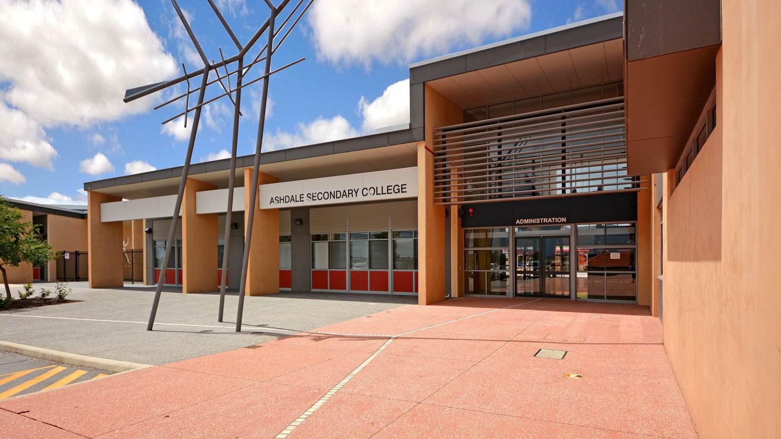 Ashdale Secondary College in Darch. Picture: www.santiestate.com.au