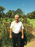 Harry Crosby took out the recent |Wanneroo Senior Amateur Open.
