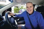 Ken Judge said last year's Drive raised more than $250,000. Picture: Elle Borgward d427143