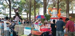 Last year's festival drew thousands, and this year's is expected to be just as popular.