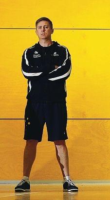 Joondalup coach Ben Ettridge.