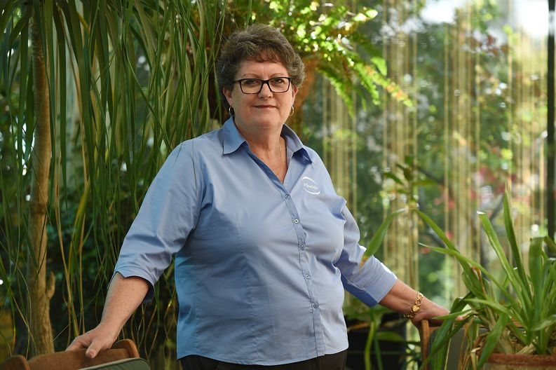 Anne Cowie, Pride of Australia award finalist and PlusLife managing director.