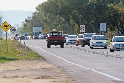 An increase in crashes and congestion was seen in the Beechboro Road and Gnangara Road area.