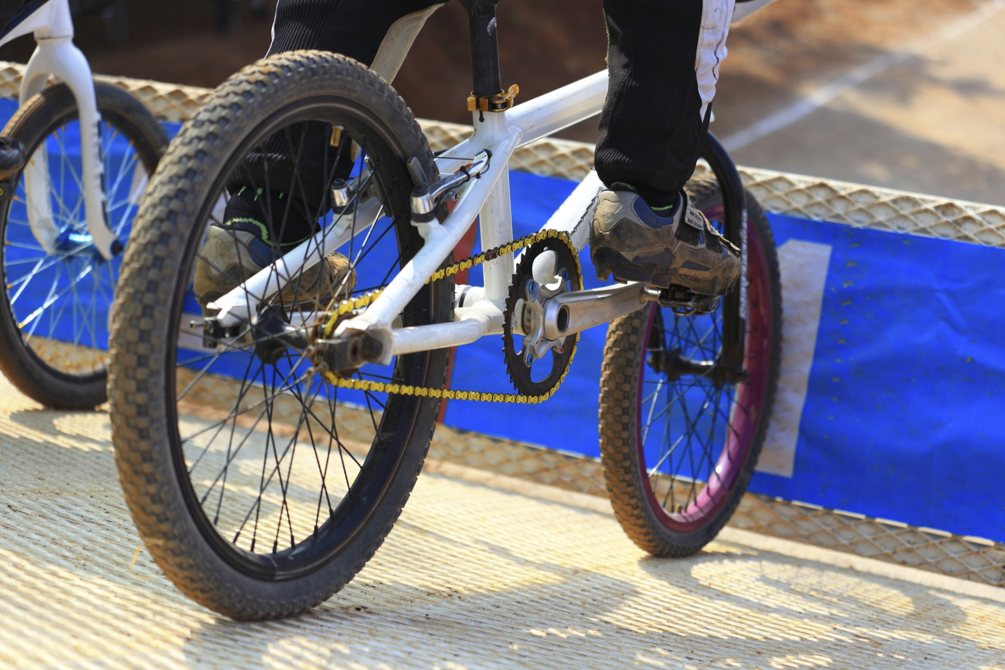 A proposed BMX track for Noranda has been rejected by council.
