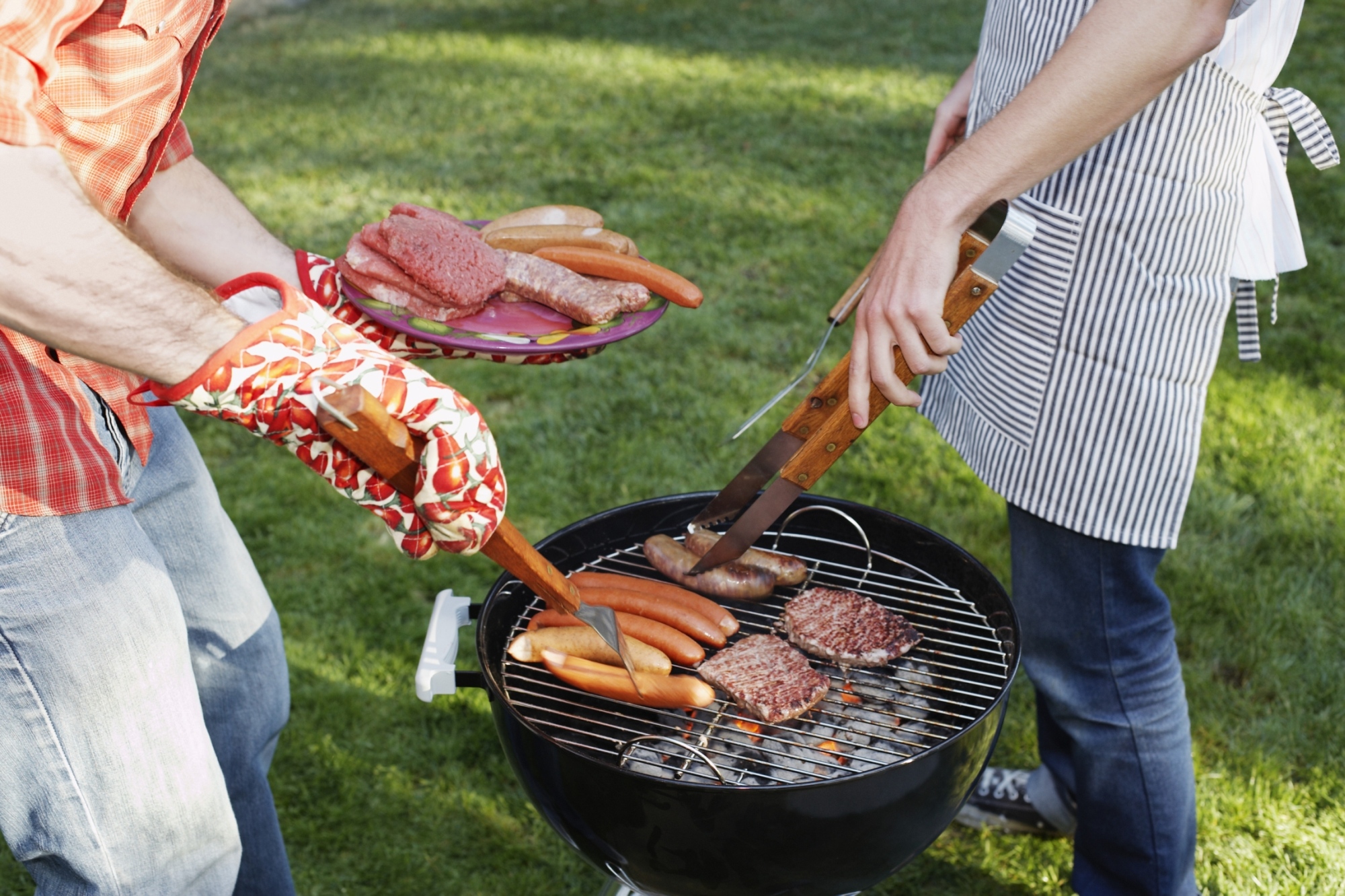 Wanneroo is giving away barbecue packs. Picture: file image