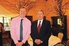City of Wanneroo's Philip St John and Steven Marmion.
