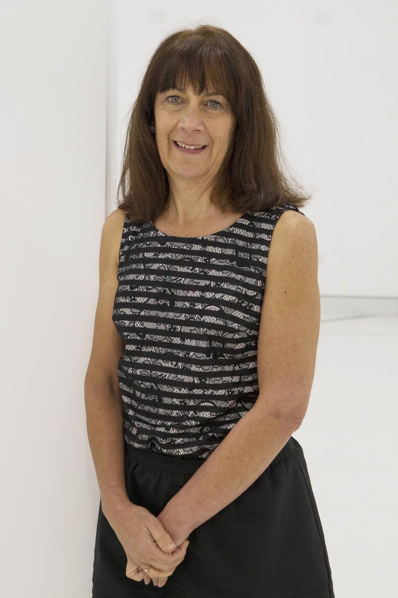 Store manager Lynn Roberts. d426298