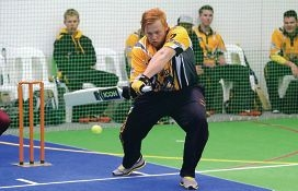 Blair Oakley in action for WA.