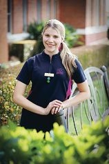 Year 9 Perth College student Chloe Cooper (15) recently left for an international tour with the Australian Girls' Choir.d426060