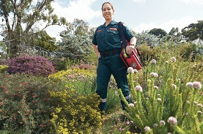 St John Ambulance event health services operations manager Melissa Rorke.