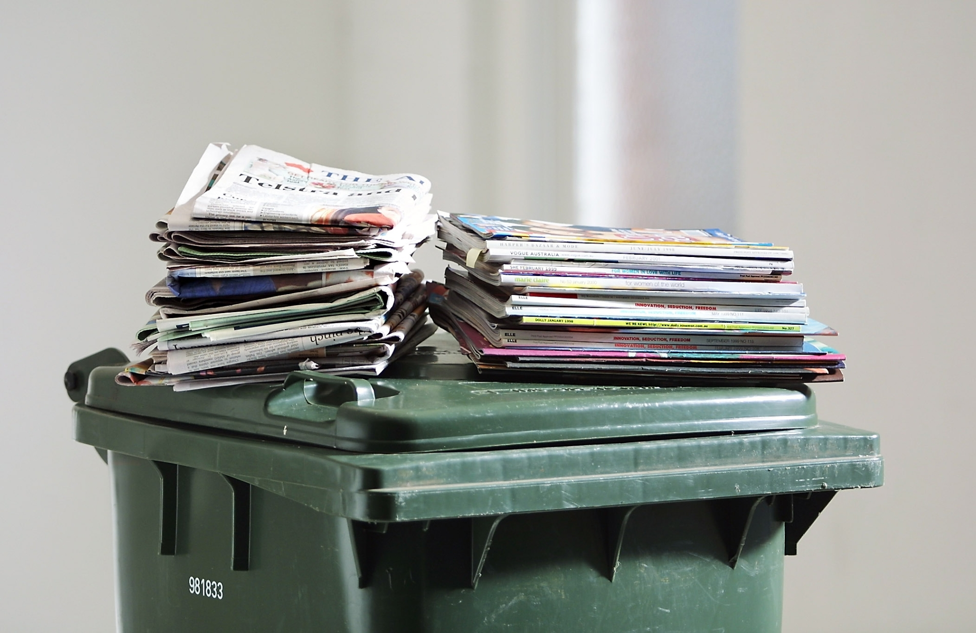 The City of Stirling is to review its bin storage policy.