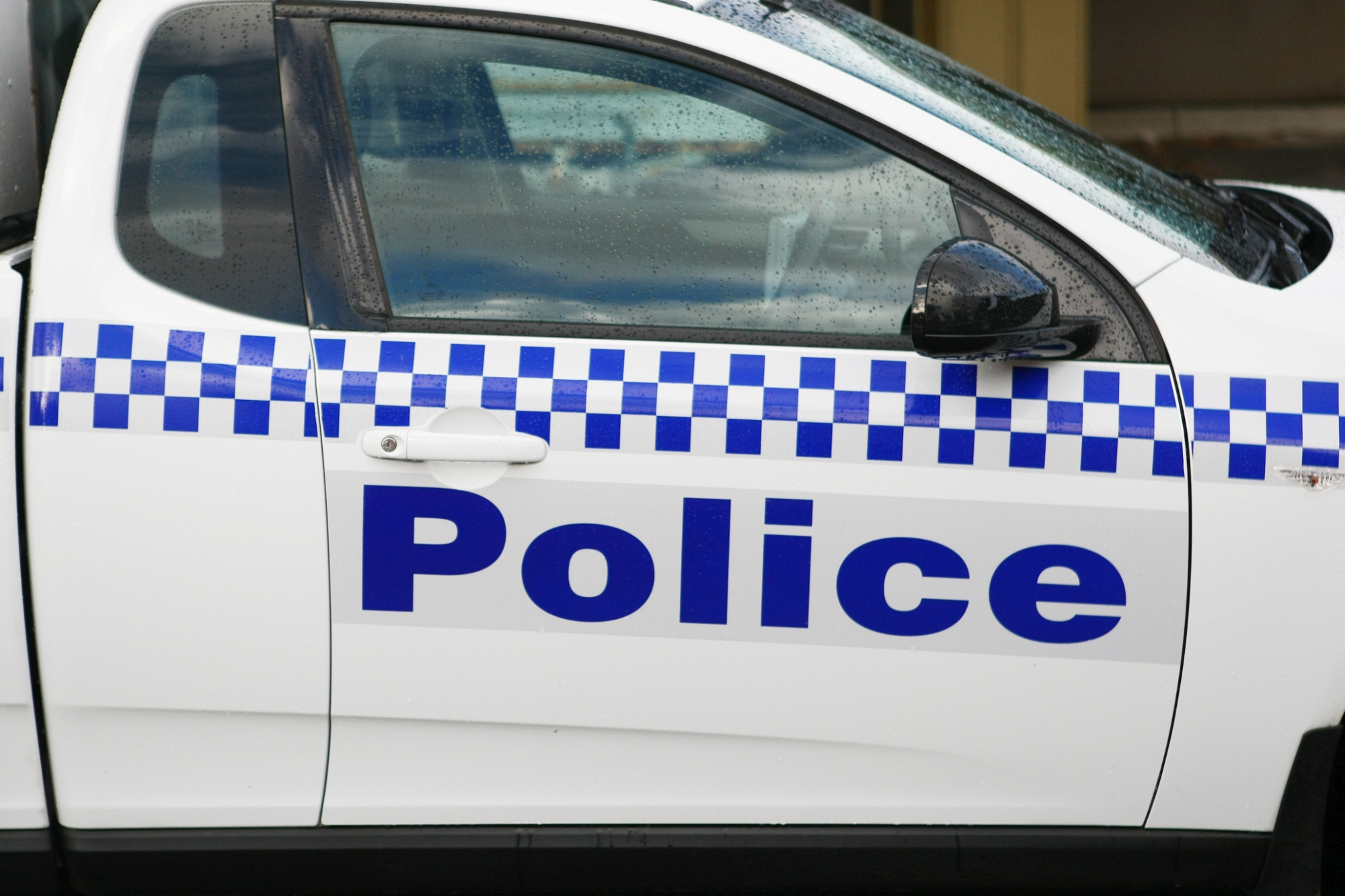 Clarkson Police Senior Sergeant Mal Jones said Mindarie Marina security officers called police to a break-in at the fenced multi-storey building site on Salford Promenade about 4am on August 29.