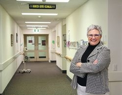 Dr Susan Benson.